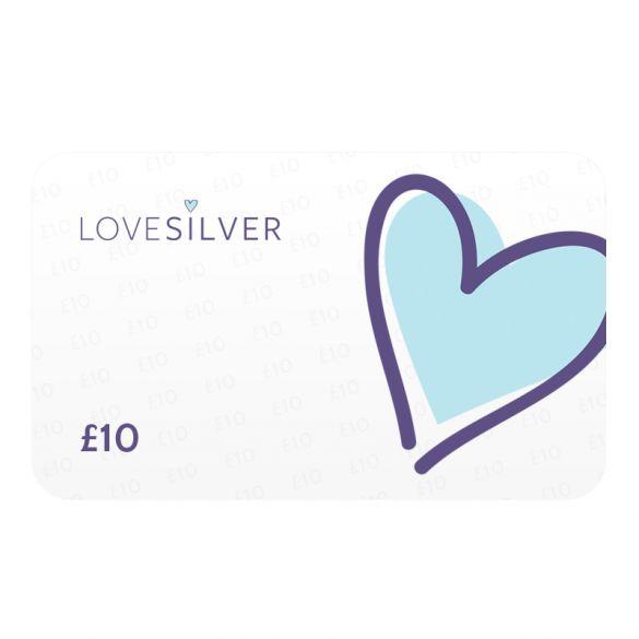 LoveSilver Gift Voucher