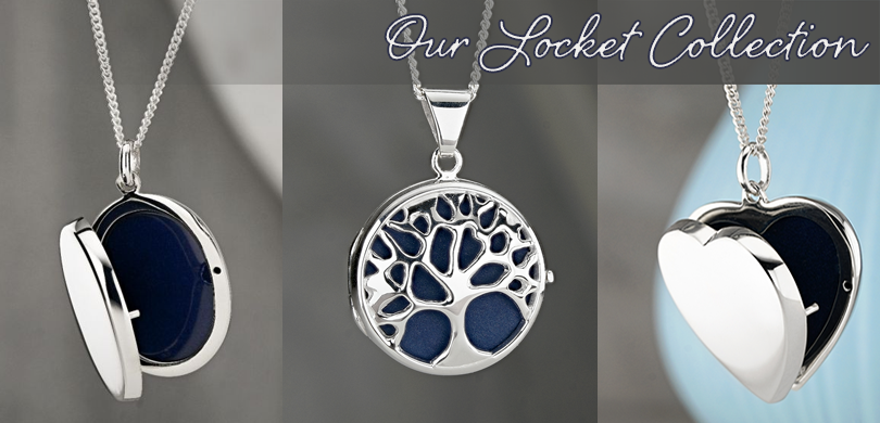 Our Locket Collection