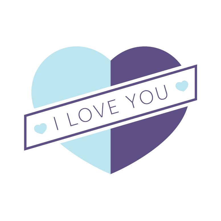 I Love You Gift Card