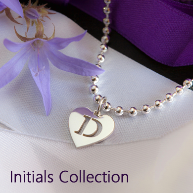 Personalised Initials Jewellery
