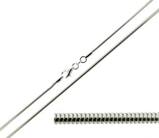 Sterling Silver 1.7mm Snake Chain