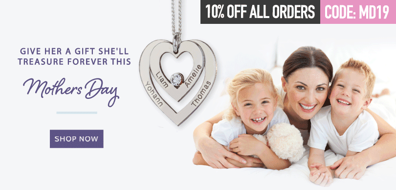 Give her a gift she'll treasure forever this Mothers Day