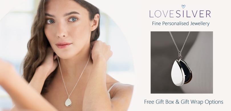 Lovesilver.com Fine Personalised Jewellery