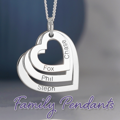 Family Pendants